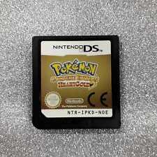 Nintendo DS Pokemon Goldene Edition Heartgold nur Modul