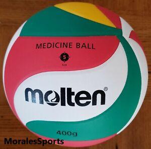 Molten Setter Training Volleyball V5M9000-M Heavy Wgt/14.1 oz Swirl Paneling