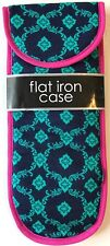 Flat Iron & Hair Styling Case ~Sheffield Home Designer Style ~ New~Free Shipping