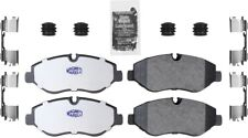 Disc Brake Pad Set-Heavy Duty Disc Brake Pad Front Magneti Marelli 1AMVF11693