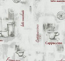 Kitchen Modern Embossed Wallpaper Rolls & Sheets