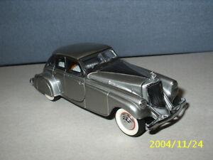 1:43 Franklin Mint - PIERCE-ARROW Silver Arrow 1933