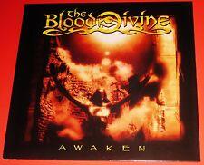 The Blood Divine: Awaken LP Vinyl Record 2014 Peaceville Germany VILELP555 NEW