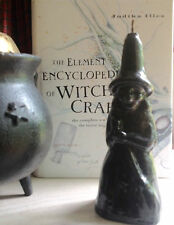 Black Witch Candle. Spell Candle, Negativity, Pagan, Hoodoo,