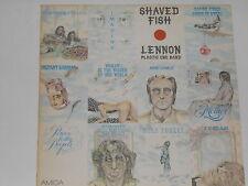 JOHN LENNON - PLASTIC ONO BAND -Shaved Fish- LP  Amiga  near mint