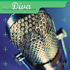 Best of Diva, Vol. 1: Female Vocal House by Various Artists (CD, Feb-2002, Robb…