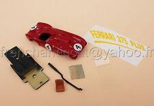 KJ Voiture Ferrari 375 plus 1954 Le mans collector 1/43 Heco miniatures Château