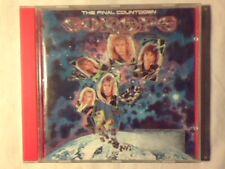 EUROPE The final countdown cd AUSTRIA
