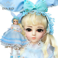 "Alice 1/3 SD Doll 60cm 24"" jointed dolls Toy Action Figure Bjd + Makeup DA008-03"