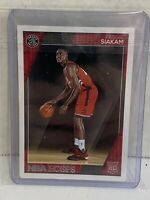 2016-17 NBA Hoops Pascal Siakam #283 Rookie Card RC🔥🔥
