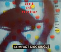 "ART OF NOISE : ART OF LOVE ( 7"" VERSION ) - [ CD MAXI ]"