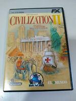Civilization II Version Multiplayer- - Set para PC Cd-Rom Spanien - 2T