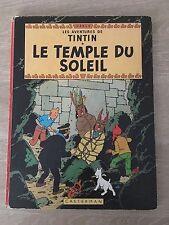 Le Temple du Soleil B35 bis - 1965
