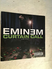 EMINEM CD CURTAIN CALL THE HITS AFTERMATH 0602498878934 2005 HIP HOP