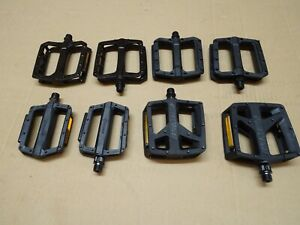 Various Flat Platform Pedals Specialized Cube VP Choice Mtb Hybrid Road New