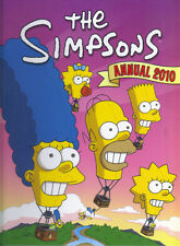 THE SIMPSONS ANNUAL 2010 - HB - EXCELLENT  CONDITION