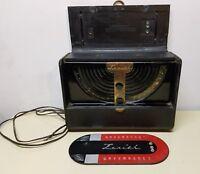 "Vintage ZENITH ""LONG DISTANCE"" TUBE RADIO No. 6G001Y ""WAVE MAGNET"" c.1946"