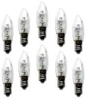 10 Stück | LED 0,2 W 10-55V | Topkerze Spitzkerze für Lichterkette Bogen etc.NEU