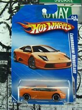'09 HOT WHEELS LAMBORGHINI MURCIELAGO NEW IN BOX DREAM GARAGE SERIES