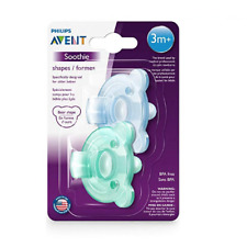 Philips Avent Soothie  3m Green/Blue - SCF194/04