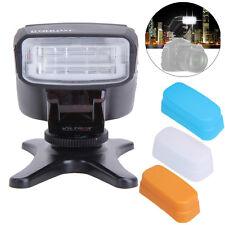 Viltrox JY-610N II i-TTL On-camera Mini Flash Speedlite for Nikon D3300 D7100