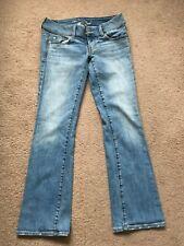 American eagle light blue jeans