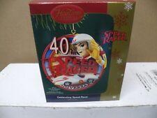 Heirloom Ornament Carlton Cards Speed Racer 4Oth Anniversary #96 Musical Nib