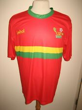 Guadeloupe home LGF football shirt soccer jersey camiseta maillot NEW size L