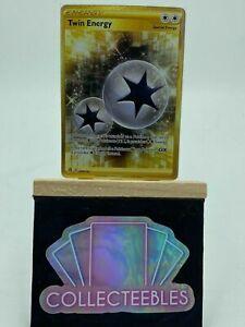 Pokemon TCG - Single Card - Energy - Twin Energy Gold 209/192