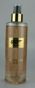 James Bond 007 For Woman Mysterious Rose 3 X 250ml