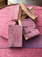 1,80€/kg | ca 25 kg BBQ Smokerholz/ Chunks aus gebrauchten Rotweinfässern/ Eiche