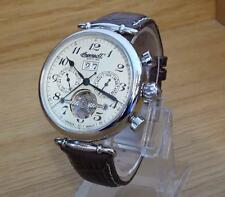 Mens Vintage Art-Deco Style Limited Edition Ingersoll Walldorf Automatic Watch