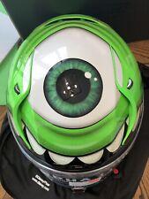 HJC RPHA 11 Pro Helmet Monsters Inc Mike Wazowski Size Medium