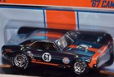 Hot Wheels GULF '67 CAMARO Red Line Club Exclusive #3063 OF 4500 RARE Best Offer
