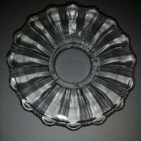1 coupelle en verre pour lustre, girandole, lampe