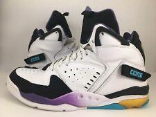 uk availability 4163e 2b321 ... Basketball Shoes. 2014 Converse CONS Aero Jam MID Hornets Larry Johnson  Men s Size 12