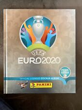 PANINI EURO 2020 Hardcover Collectors Edition / SWISS PEARL EDITION with Box