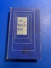 The Rollei way: L.A. MannHeim 1962