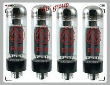 4x EL34 JJ-Electronic Tube amp / Röhrenverstärker NEU matched QUARTETT QUAD