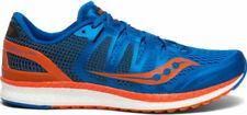 Baskets bleus Saucony pour homme Saucony ISO