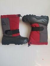 KAMIK Childre Kids Rubber duck snow boots Size: 11 EUC