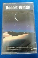 Desert Winds  Sounds of Nature - Audio Cassette Tape Brand New Sealed