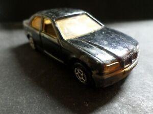 MAJORETTE VOITURE BMW 3251, ech. 1/58, d OCCASION, TOY CAR VEHICULE