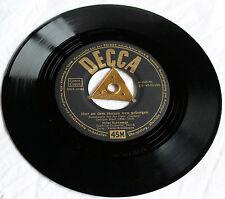 """7"""" Vinyl HELGE ROSWAENGE - Hier an dem Herzen treu geboren / Holde Aida"""