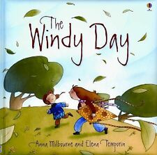 The Windy Day (Picture Books) by Milbourne, Anna