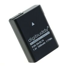 Digibuddy Accu Batterij Nikon D3200 - Info-Chip Akku Battery