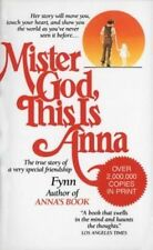 Mister God, This is Anna by Fynn (Paperback, 1990) rosu120