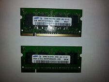 Samsung 512MB(256MBx2)M470T3354CZ3-CD5/M470T3354BZ3-CD5 200-p DDR2 SDRAM SO-DIMM