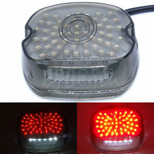 NEW LED Tail Brake Light Lay Down Smoke for 1991-2010 Harley Sportster Softail