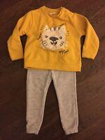 zara boy 3-4 Sweater & Sweat Pants Set